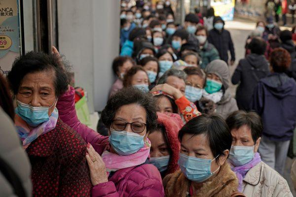 Coronavirus: cette fois les experts attendent le pic