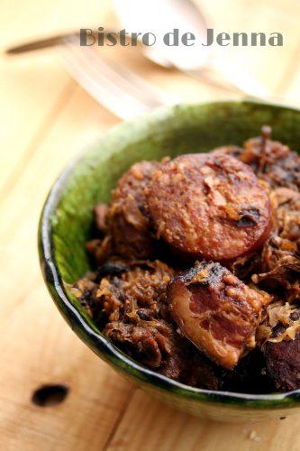 Recette Rendang au poulet en pot instantanée