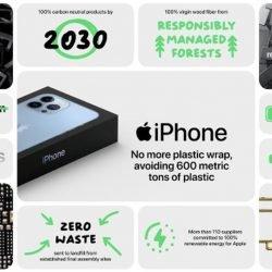 L'iPhone n'a pas une production propre à 100%, déclare Greenpeace