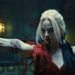 La scène Harley Quinn dans «Suicide Squad» a été inspirée par les jeux vidéo